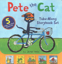 Pete the Cat Take Along Storybook Set