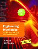ENGINEERING MECHANICS   UPTU 2011