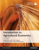 Introduction to Agricultural Economics  Global Edition