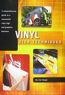 Vinyl Sign Techniques