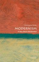Modernism: A Very Short Introduction Book