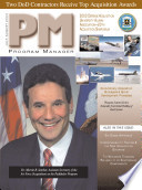 PM  Program Manager  Online  July August 2003 Issue