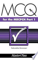 MCQs for the MRCPCH