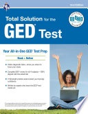GED  Test  REA s Total Solution for the GED   Test  2nd Edition