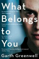 What Belongs To You Pdf [Pdf/ePub] eBook