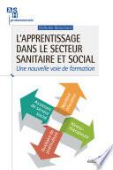 L apprentissage dans le secteur sanitaire et social
