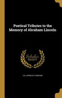 POETICAL TRIBUTES TO THE MEMOR