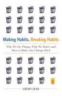 download ebook making habits, breaking habits pdf epub