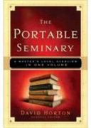 Portable Seminary  The