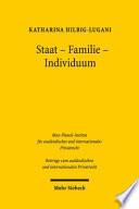 Staat   Familie   Individuum