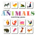 Alain Gre Animals Matching Game : matching game, featuring the timeless art of beloved...