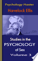 Studies in the Psychology of Sex v3