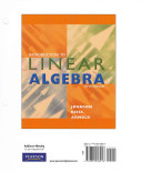 Introduction to Linear Algebra