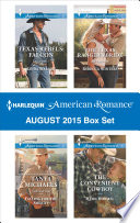 Harlequin American Romance August 2015 Box Set