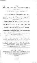 download ebook the gardeners dictionary pdf epub