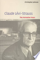 Claude L Vi Strauss