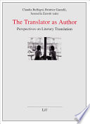 The Translator as Author
