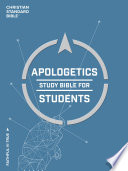 Csb Apologetics Study Bible For Students Epub