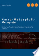 Nmap Metasploit Meterpreter