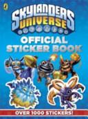 Skylanders  Official Sticker Book
