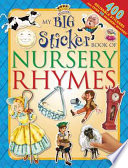 My Big Sticker Book of Nursery Rhymes