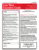 East West Executive Guide
