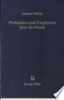 Ptolemaios und Porphyrios   ber die Musik
