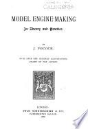 Model Engine making