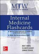 Master the Wards  Internal Medicine Flashcards