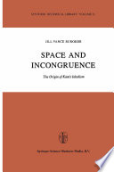 Space and Incongruence