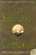 The Confusion-book cover