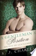 A Gentleman s Position