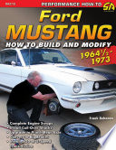 Ford Mustang  How to Build and Modify 1964 1 2 1973