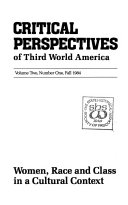Critical Perspectives of Third World America