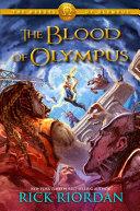 The Heroes of Olympus Series   The Blood of Olympus