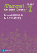 Target Grade 7 Edexcel GCSE (9-1) Chemistry Intervention Workbook