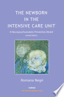 The Newborn in the Intensive Care Unit