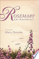 Rosemary for Remembrance Book PDF
