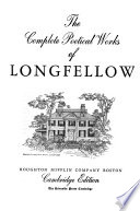 The Complete Poetical Works of Longfellow