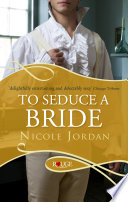 To Seduce a Bride  A Rouge Regency Romance