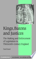 Kings  Barons and Justices