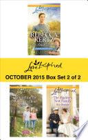 Love Inspired October 2015   Box Set 2 of 2