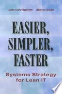 Easier Simpler Faster