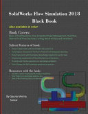 SolidWorks Flow Simulation 2018 Black Book