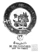 The Campbells Of Kings County Prince Edward Island Canada And Associated Families