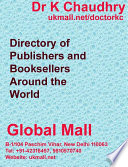 Directory of Publishers and Booksellers Around the World Number One Medical Publishers In