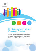 Keystones to foster inclusive knowledge societies