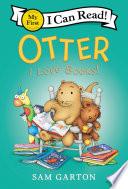 Otter I Love Books