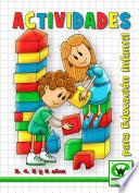 Actividades para Educación Infantil 3, 4, 5 y 6 años.