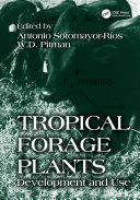 Tropical Forage Plants